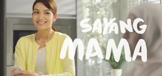 Amyra sayang Mama