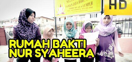 Rumah Bakti Nur Syaheera